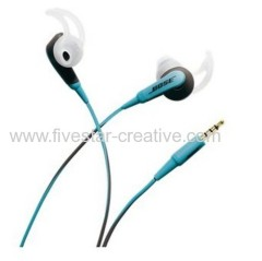 Bose SIE2i Sport Headphones Blue