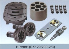HPV091(EX120/200-2/3) HYDRAULIC SPARE PARTS