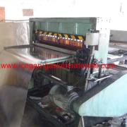 Raw materials punching equipment