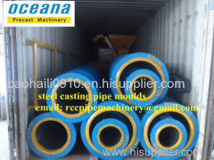 China concrete pipe machine, centrifugal technology manufacturer