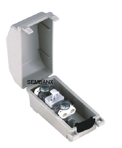 1 pair distribution box for STB module