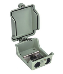 2 pairs distribution box for STB module