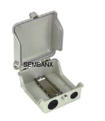 4 pairs distribution box for STB module