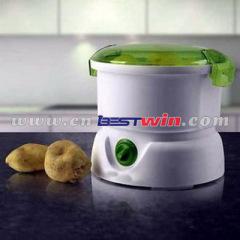 Elektrischer Kartoffelschäler / Küchenschneider