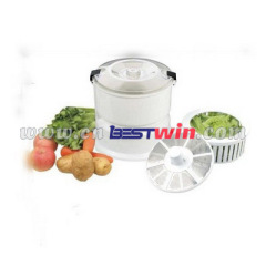 Potato Peeler with Safety Switch /Kitchen Slicer