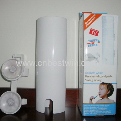 TOUCH N BRUSH/Touch N Brush Hands Free Toothpaste Dispenser
