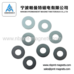 Strong Force Rare Earth Neodymium Ring Magnets