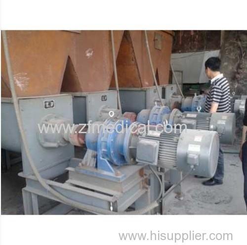 Industrial Double Screw Feeder of Boilers