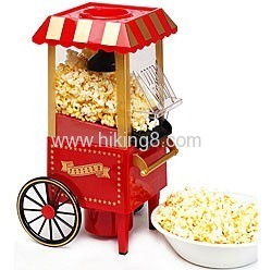 Old Fashioned Movie Popcorn Maker Directions