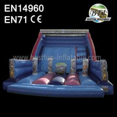 New Design Inflatable Slide