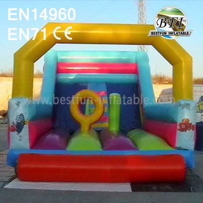Inflatable Slide For Children