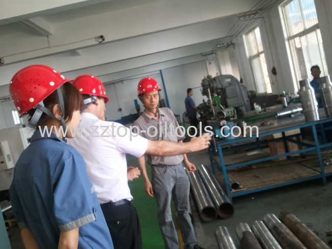 5Round Mandrel slip joint drill stem testing