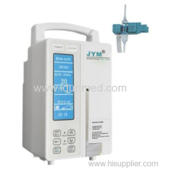 Medical Electronical LCD Peristaltic Volumetric IV Set Infusion Pump by CE/ISO approved