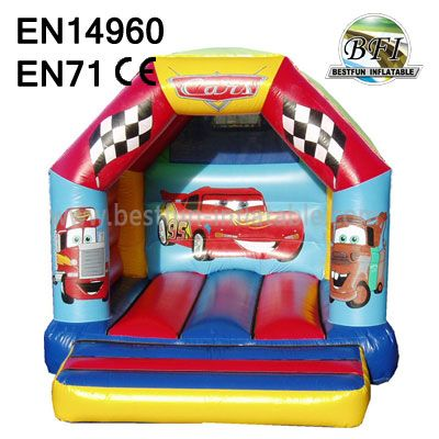 Cheap Cars Inflatable Bouncer