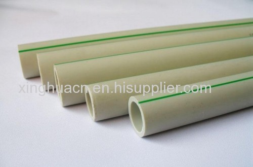 PPR tube for hot and cold water supply system 2013