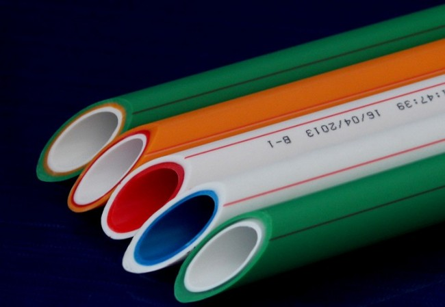 PPR pipe for floor heating systems