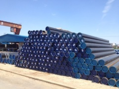 SMLS Steel pipes A 53 GR B