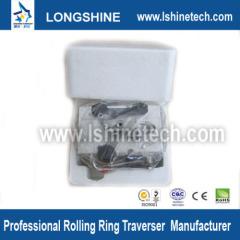 Rolling ring drive linear guideways