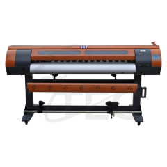 digital fabric printing machine with DX5 head