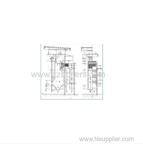 Industrial Calcium Carbide Furnace Waste Heat Boilers