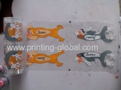 Heat Transfer Sticker for PVC Low Price High Quality