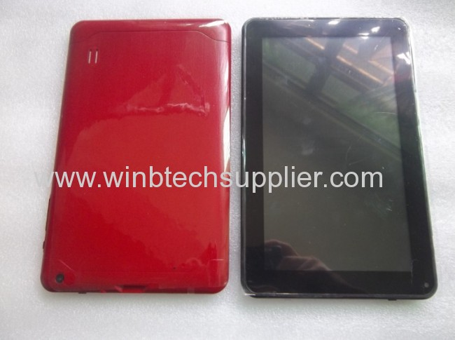 9inch Allwinner A13 1.2GHZ Capacitive Android 4.0 4000MAH battery tablet pc 8g or 16g rom