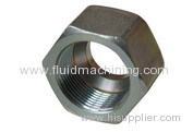 Flareless Compression Tube Nut