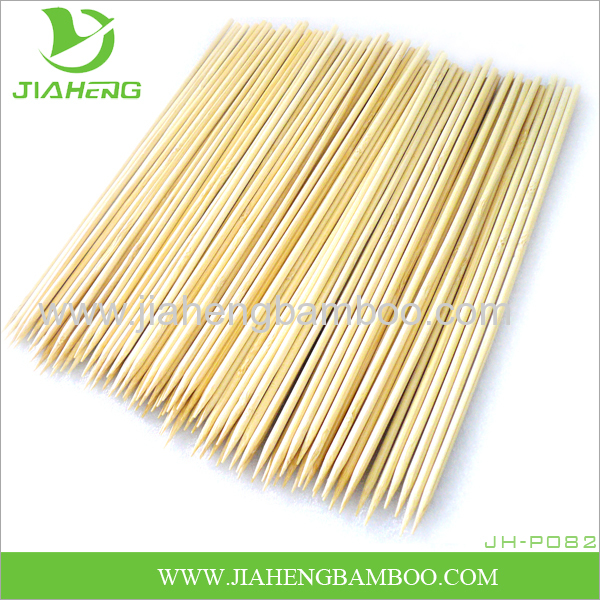 Decorative Bamboo Picks With Knotted