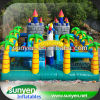 Inflatable castle fun city,giant inflatable,jumping castles,castle inflatable trampoline