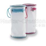 cylinder bag,closestool bag,round bag,gift bag,wholesale bag,toiletry bag,frosted bag,packaging bag