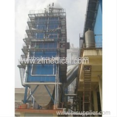 Industrial Cement Kiln Waste Heat Boilers