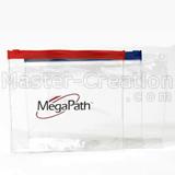 pvc zipper bag,logo zipper bag,personalized bag,advertisement bag,clear zipper bag,pvc gift bag