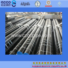 API 5L X42 carbon seamless pipeline