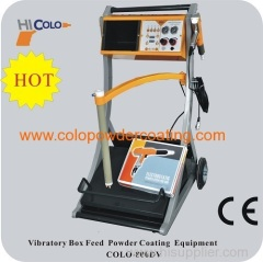 vibratory Powder coating Unit