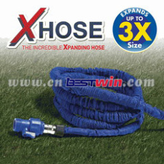 Water hose/ Expandable hose/Garden hose/Washing car hose/2014 Garden X Expandable Hose 50ft include water spray gun