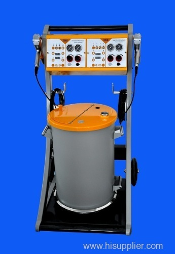 Best-selling Powder Sieving System