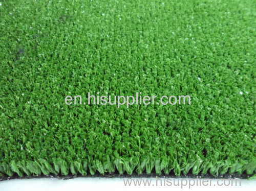 Artificial sports turf flooring