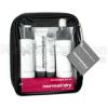 window cosmetic bag,advertisement bag,promotional gift bag,window gift bag,makeup bag,window bag