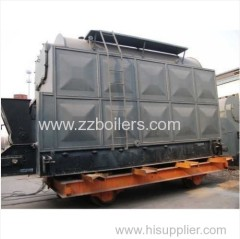 Horizontal Packaged Traveling Grate Biomass Boilers