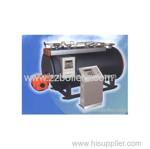 Industrial WNS Series Fuel and Gas Boilers