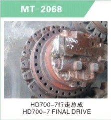 HD700-7 HYDRAULIC PUMP FOR EXCAVATOR