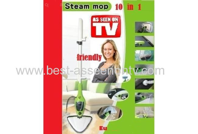 H2OX10 steam mop floor cleaner carpet cleaner hand held steamersteam mop H2O steam mopX10 cleaner