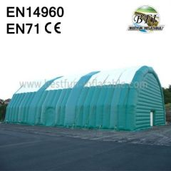Camping Inflatable Big Buildings for Sale