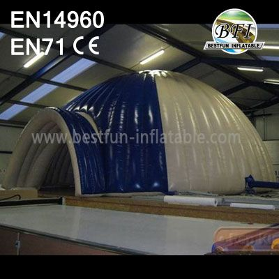 Inflatable Igloo Lawn Tent
