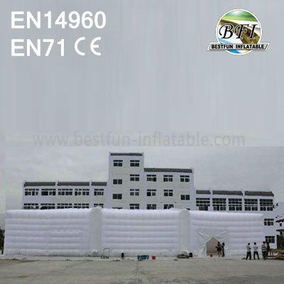 Giant Inflatable Cube Tent For Exhibition And Party