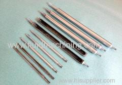 Motorcycle damper piston rod