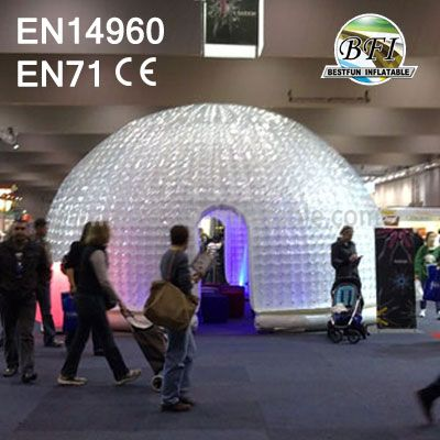 Commercial Inflatable Clear Bubble Dome Tent