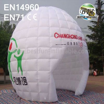 Small Inflatable Bar Booth Dome Tent