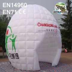 Inflatable Bar Booth Dome Tent