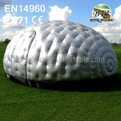 High Quality Outdoor Inflatable Luna Tent
